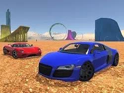 Akrobatik Arabalar - Ado Stunt Cars