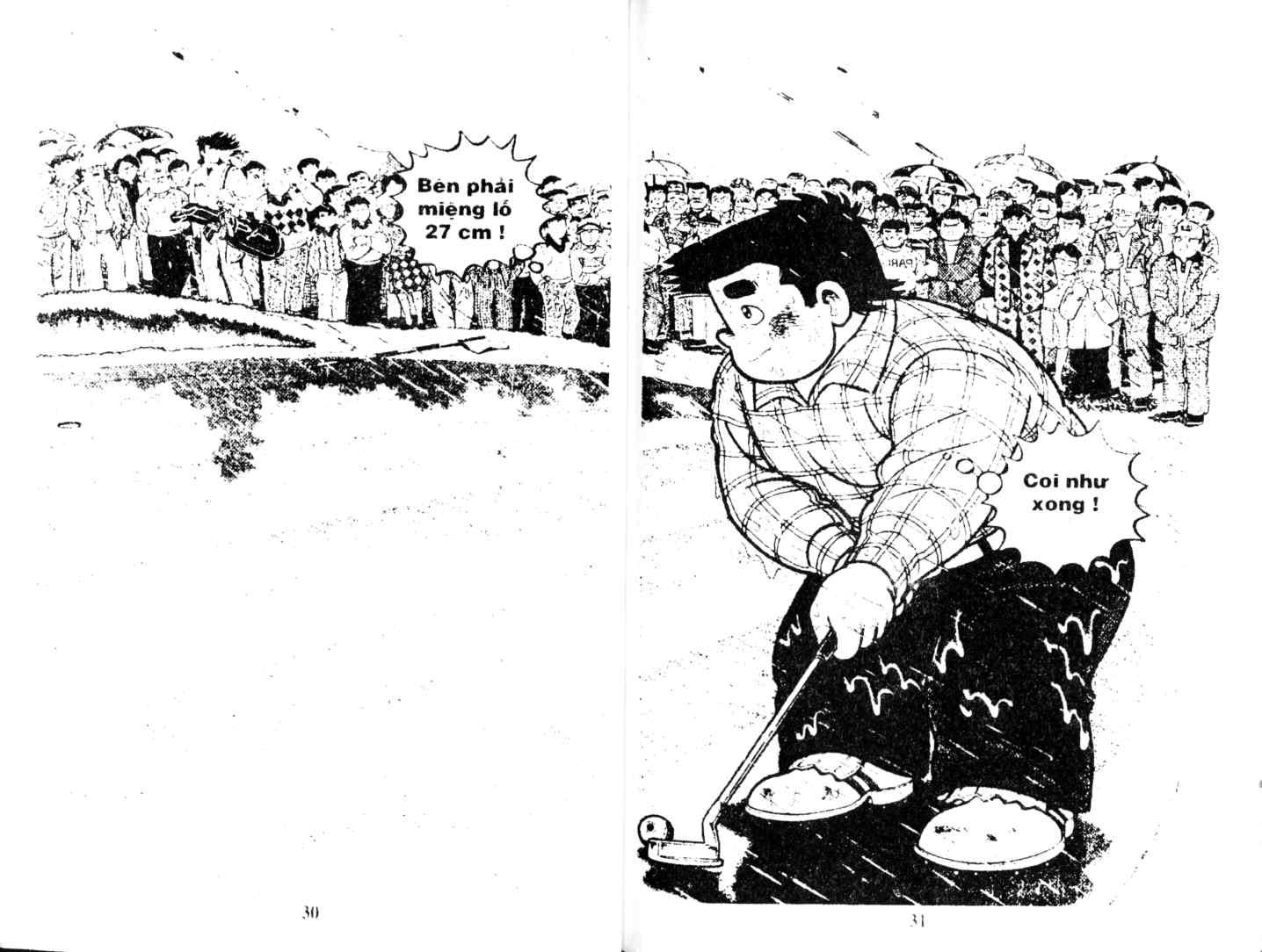 Ashita Tenki ni Naare chapter 10 trang 14