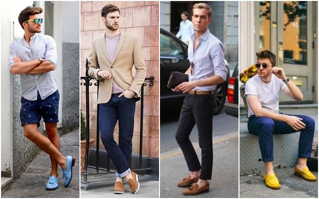 escolha o seu sapato