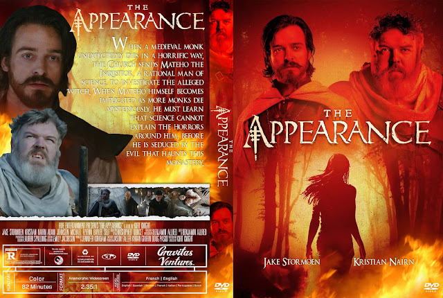 The Appearance DVD