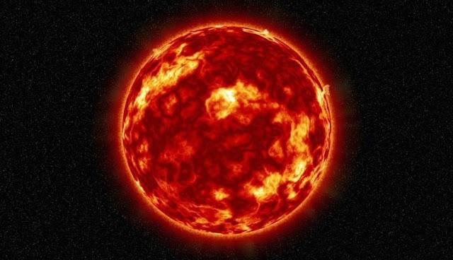 Tempestade solar pode atingir a Terra nos próximos anos