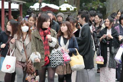 Kenapa Wanita Jepang Bertubuh Langsing dan Hidup Lama