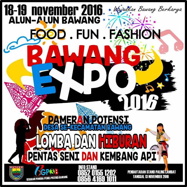Bawang Expo 2016