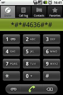 Kode Rahasia Android Semua Merk