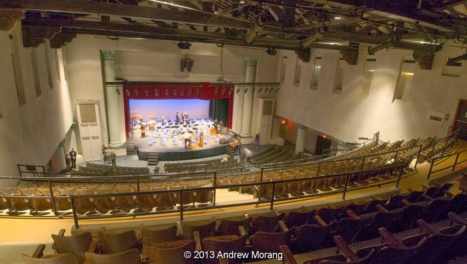 Urban Decay Saved Clock Auditorium Redlands High School