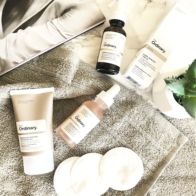 The Ordinary Skincare Review| My honest thoughts