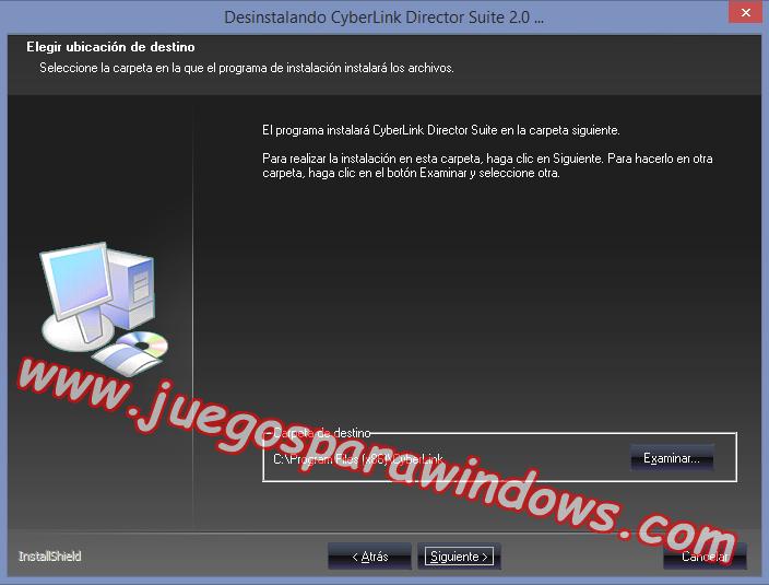 Cyberlink Director Suite 2 Full PC ESPAÑOL 2