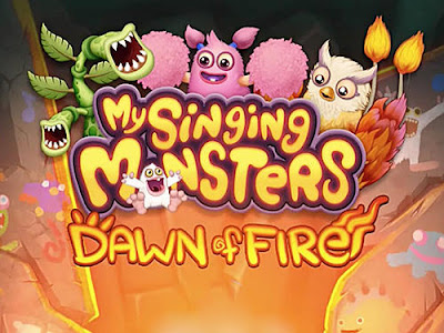 My Singing Monsters Dawn Of Fire Mod Apk v1.9.1 Full Unlocked