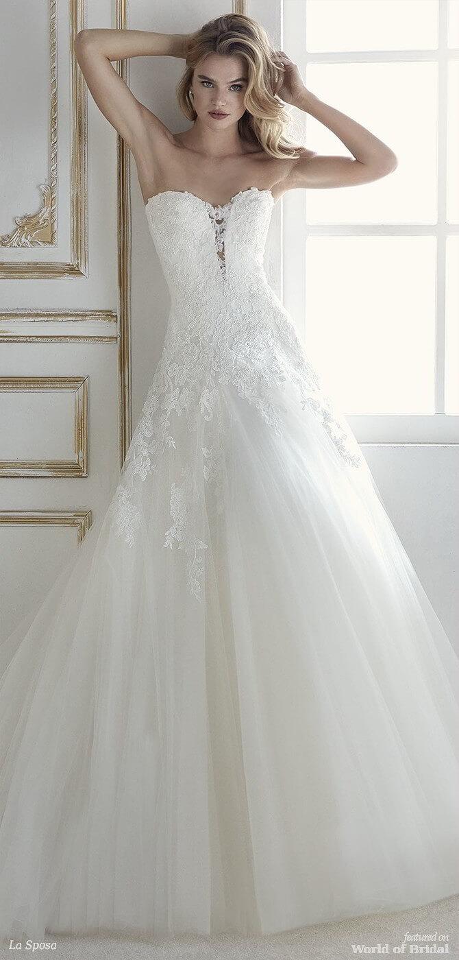La Sposa 2018 Wedding Dresses - World of Bridal