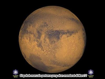 NASA Tidak Miliki Dana Untuk Mendaratkan Manusia di Mars