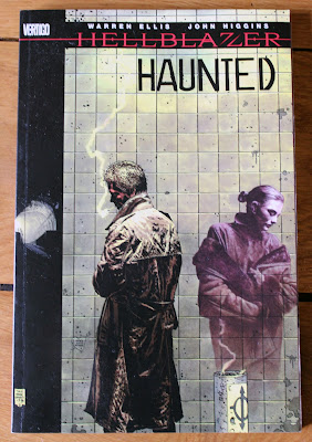 Warren Ellis - Haunted
