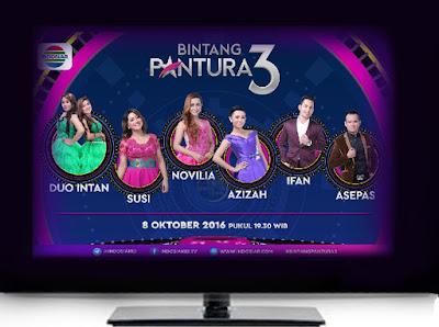 Bintang Pantura 3 Babak 24 Besar Grup 2 Sabtu 8 Oktober 2016