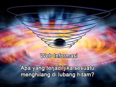 Pusaran Black Hole