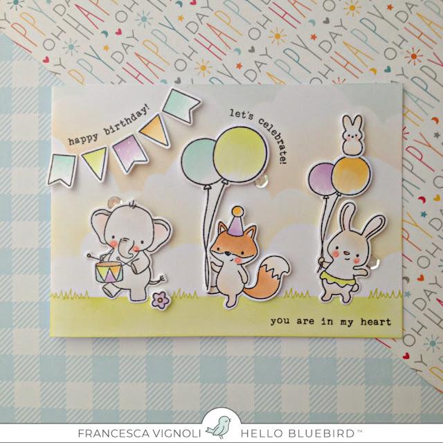 Amazing Franci Friday Finally Happy Birthday Card With Hello Bluebird Funny Birthday Cards Online Overcheapnameinfo