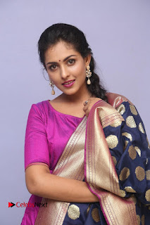 Actress Madhu Shalini Latest Pictures in Salwar Kameez  0038