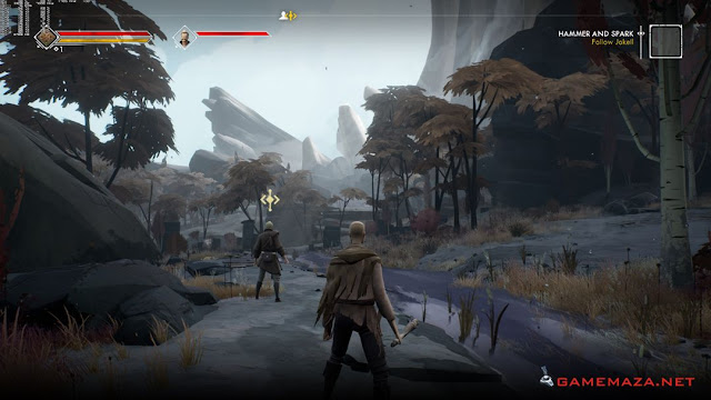 Ashen Gameplay Screenshot 3