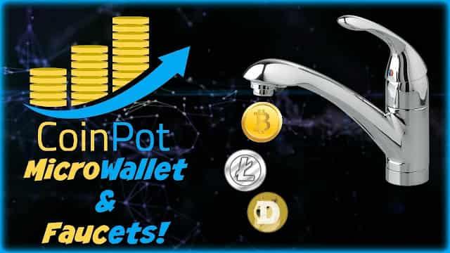 Best Coinpot Faucets 2019