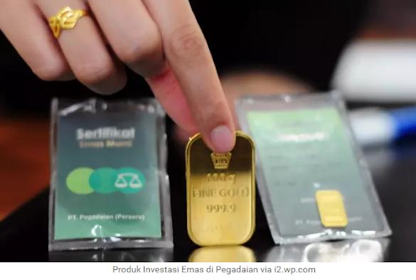 Memahami Lebih Dalam Tutorial Investasi Emas Di Pegadaian