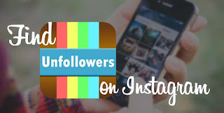New way to know instagram unfollowers