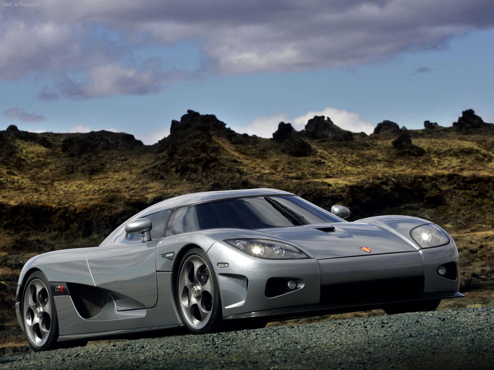 Có vẻ như trong cuộc đua Koenigsegg CCX là phiên bản đời 2006