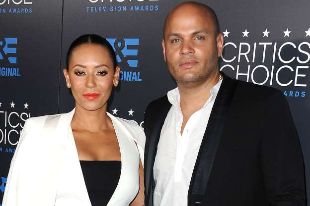 Mel B's Ex Granted Supervised Visitation of Their Daughter Despite Her Lawyer's Claims He's Involved in Porn