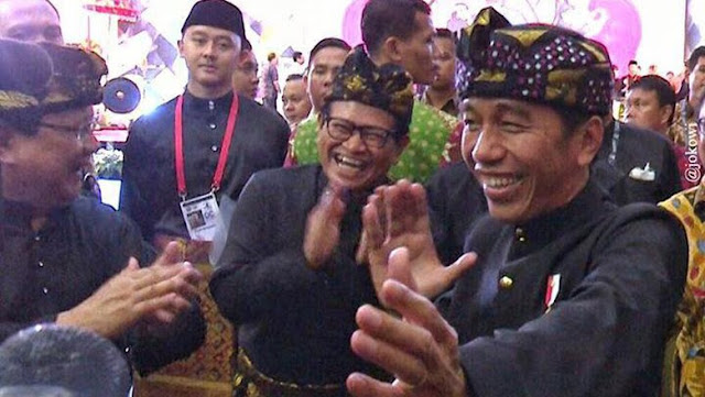 14 Purnawirawan TNI Back Up Jokowi Hadapi Duet Prabowo-SBY