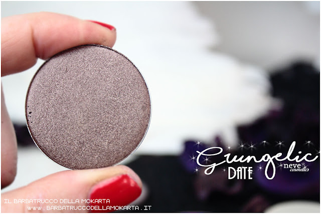 DATE eyeshadow ombretti packaging Neve cosmetics  recensione, pareri, makeup, consigli, comparazioni