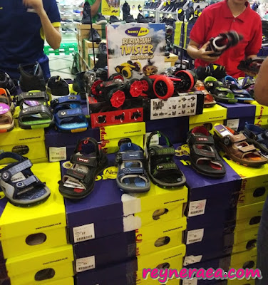 harga sandal anak homyped