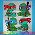 Las Tortugas Ninja Baby/ Fomiart