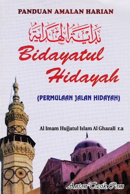 Terjemah Kitab Al-Bidyatul Hidayah Al-Ghazali PDF - Anton Tasik
