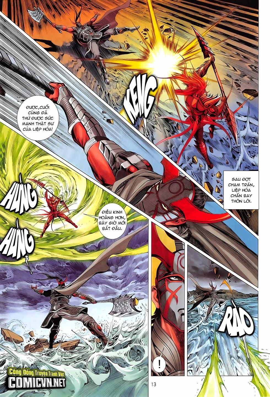 Chiến Phổ chapter 7: giết mi không chỉ mình ta trang 13