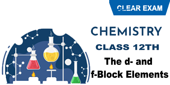 The d- and f-Block Elements