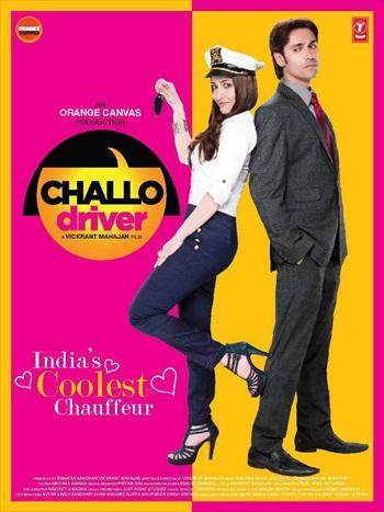 Challo Driver 2012 Hindi 480p HDRip 300mb