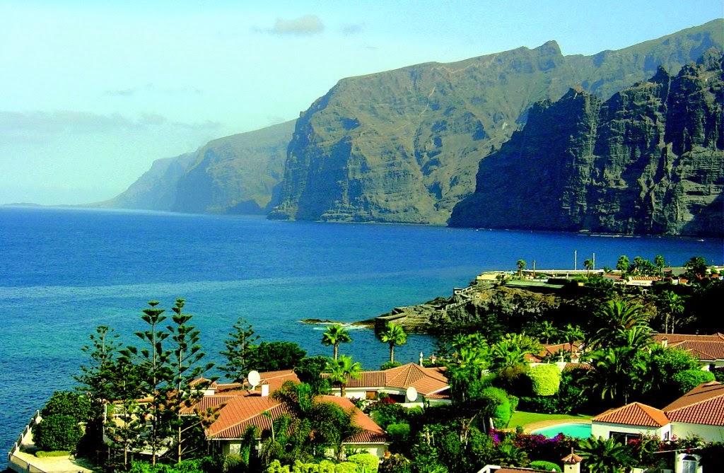 Main Canary Islands
