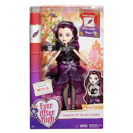 EAH First Chapter Raven Queen Doll