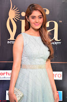 Surabhi Beautiful Smile at IIFA Utsavam Awards 2017  Day 2 at  27.JPG
