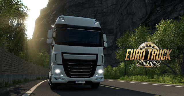 تحميل لعبة النقل الاولي فى العالم , 2 Download Euro Truck Simulatorتحميل لعبة النقل الاولي فى العالم , 2 Download Euro Truck Simulator