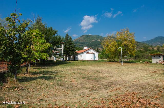Holy Sunday church, Velushina village, Bitola municipality, Macedonia