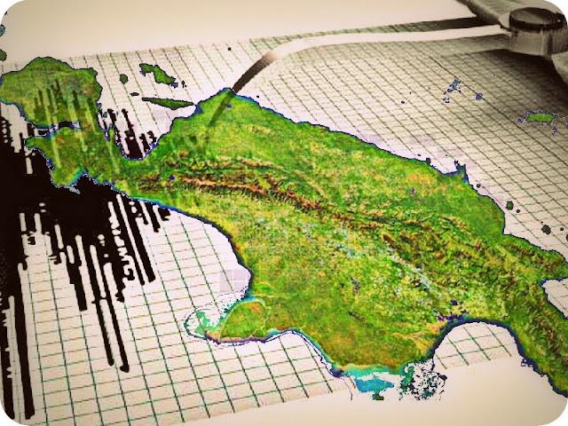 Tanah Papua Terguncang Gempa Empat Kali