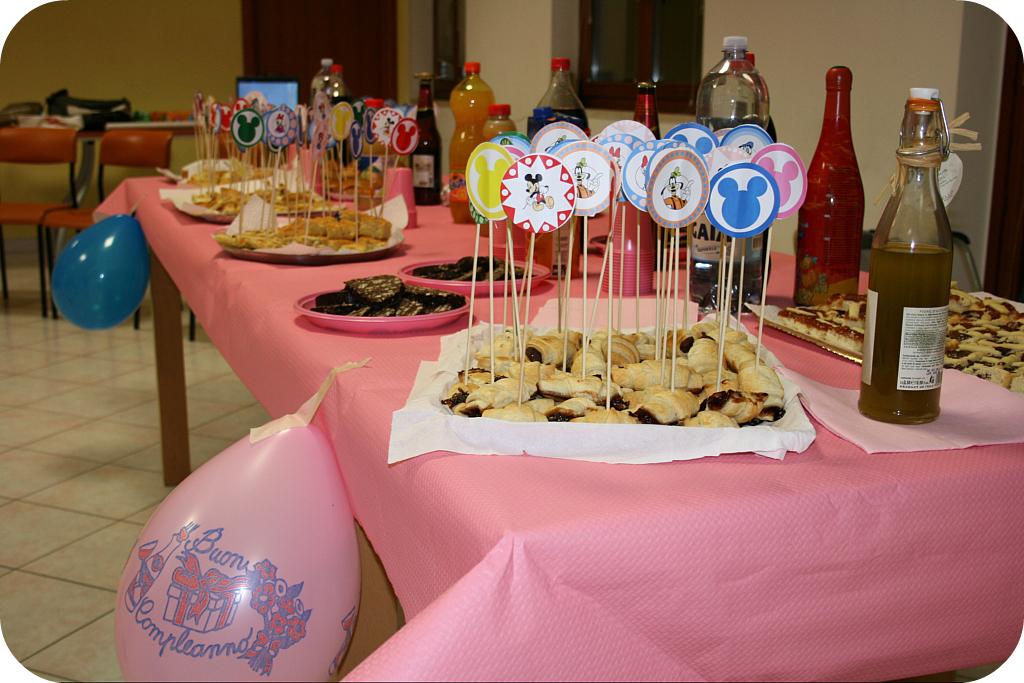Decorazioni Da Tavolo Per Compleanno : Decorazione per compleanno bambini decorazione e dolce della
