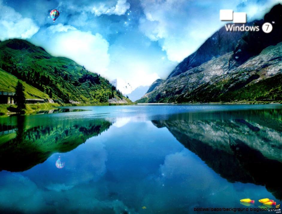Windows 7 Hd Nature Wallpapers Best Wallpaper Background