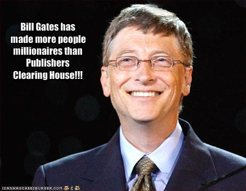 Bill gates funny quotes