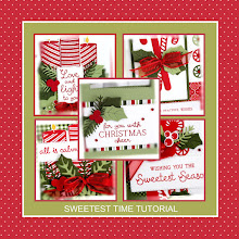 November 2020 Sweetest Time Tutorial