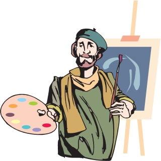 найти художника