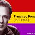 """Francisco Ponzán Vidal """"El maestro de Huesca"""". Un héroe de la Resistencia al nazismo."""