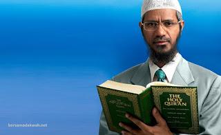 Tiga Rahasia Hafalan Dr Zakir Naik yang Menakjubkan