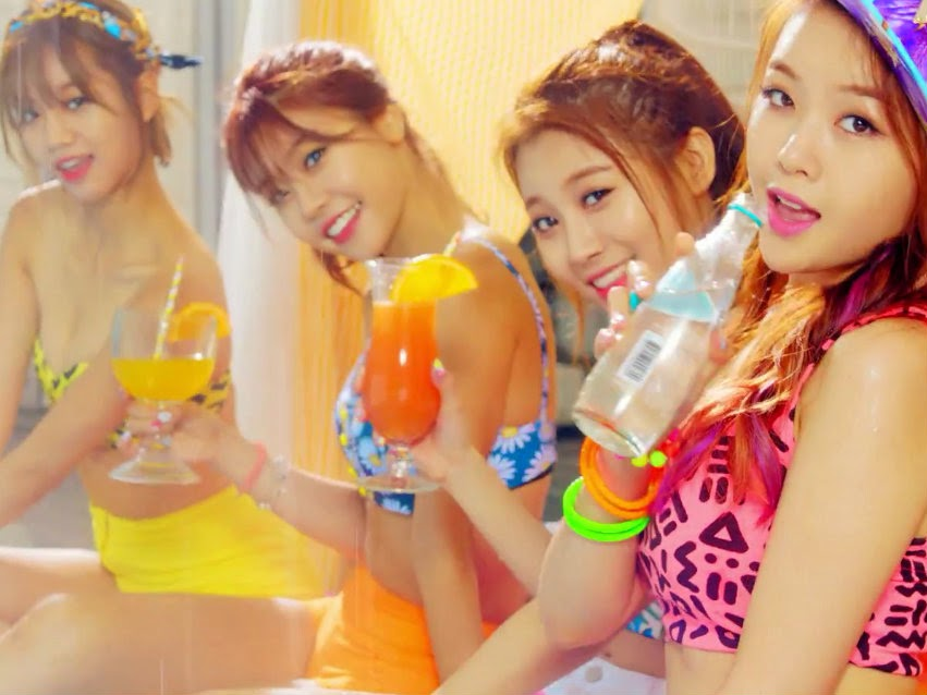 Girl's Day Delight Comeback