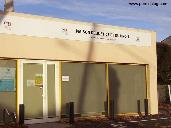 Maison de Justice et du Droit Métropole Montpellier