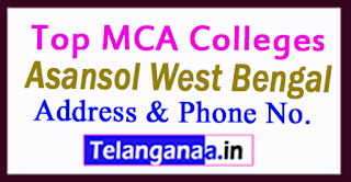 Top MCA Colleges in Asansol West Bengal
