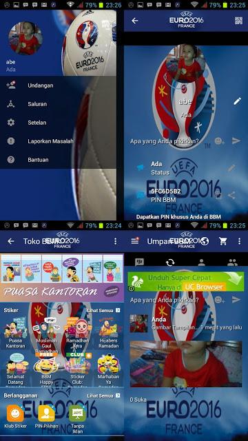 BBM Mod Theme Euro v2.13.1.14 Apk